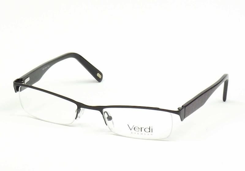 Oprawa okularowa VD1128 C04 Verdi - czarny/fiolet