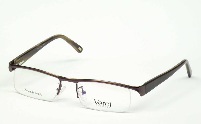 Oprawa okularowa VD1604 C02 Verdi - brązowy