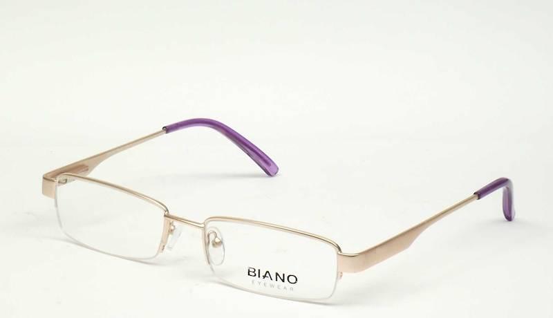Oprawa okularowa BN1001 C05 Biano - złoty/fiolet