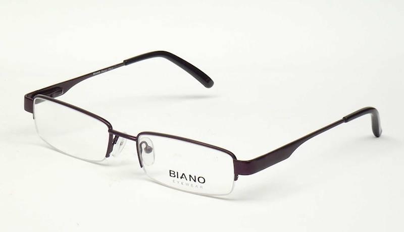 Oprawa okularowa BN1001 C04 Biano - fiolet/czarny