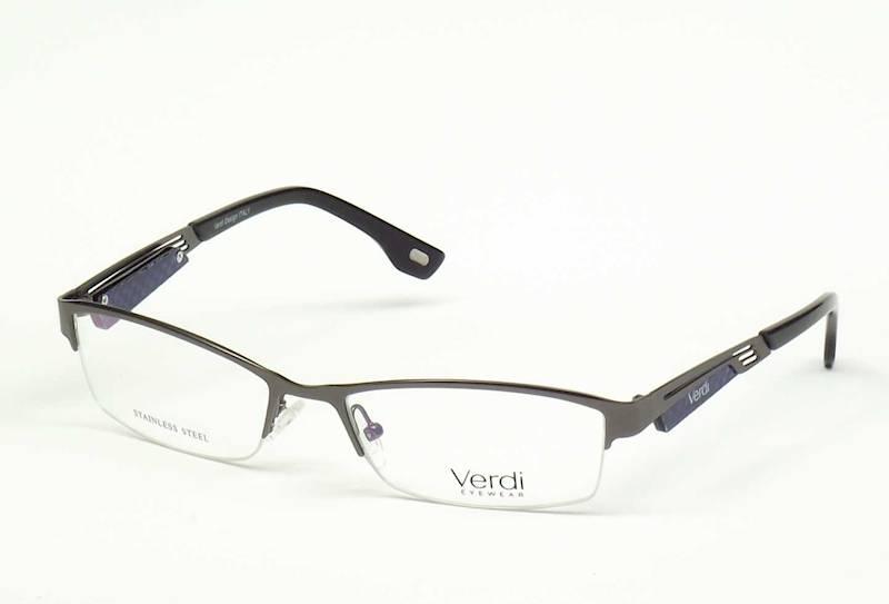 Oprawa okularowa VD1508 C02 Verdi - gun/gra/czarny