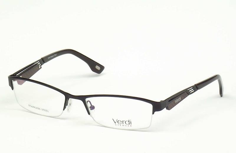 Oprawa okularowa VD1508 C03 Verdi - czarny/brąz