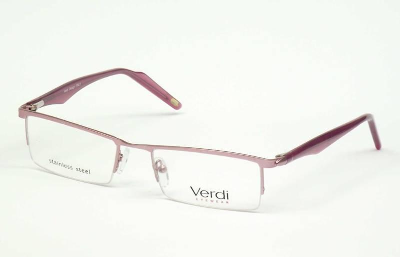 Oprawa okularowa VD1158 C02 Verdi - wrzos