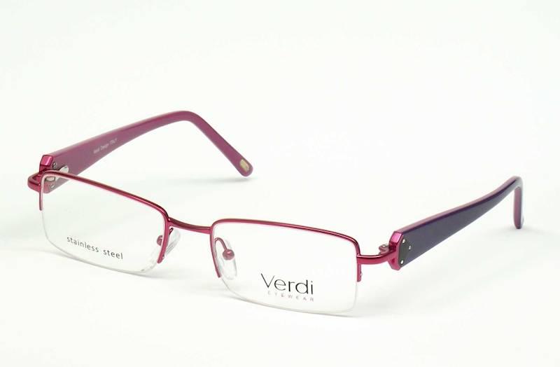 Oprawa okularowa VD1157 C02 Verdi - burgund/chaber