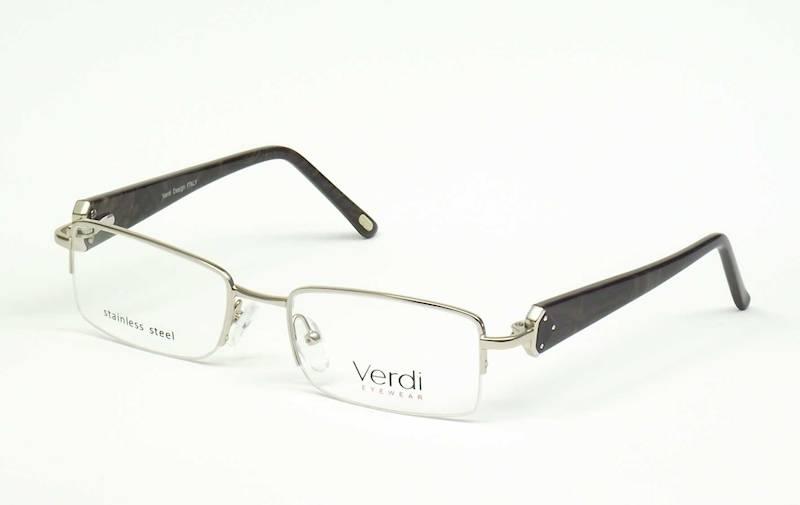 Oprawa okularowa VD1157 C01 Verdi - złoto/brąz