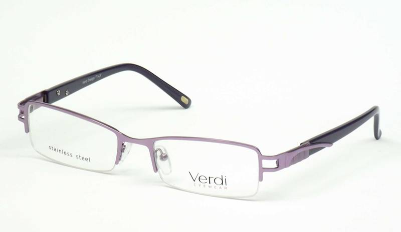 Oprawa okularowa VD1160 C01 Verdi - fiolet