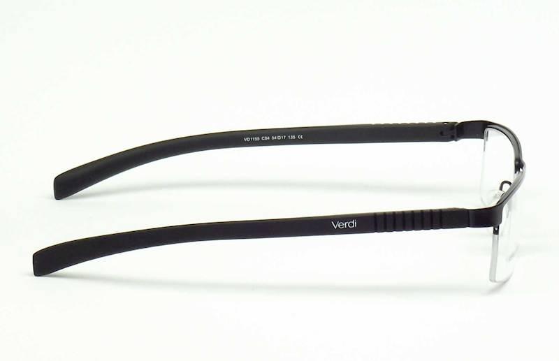 Oprawa okularowa VD1155 C01 Verdi - czarny