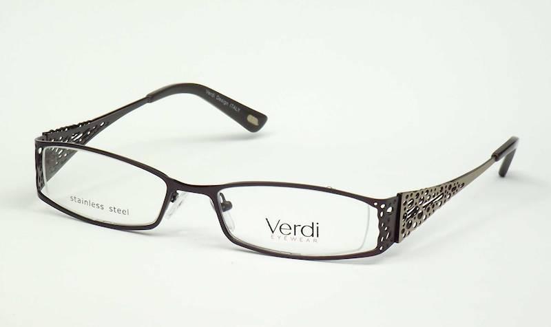 Oprawa okularowa VD1153 C02 Verdi - brąz/beż