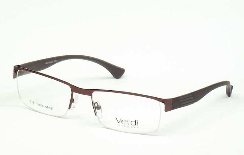 Oprawa okularowa VD1154 C01 Verdi - brąz