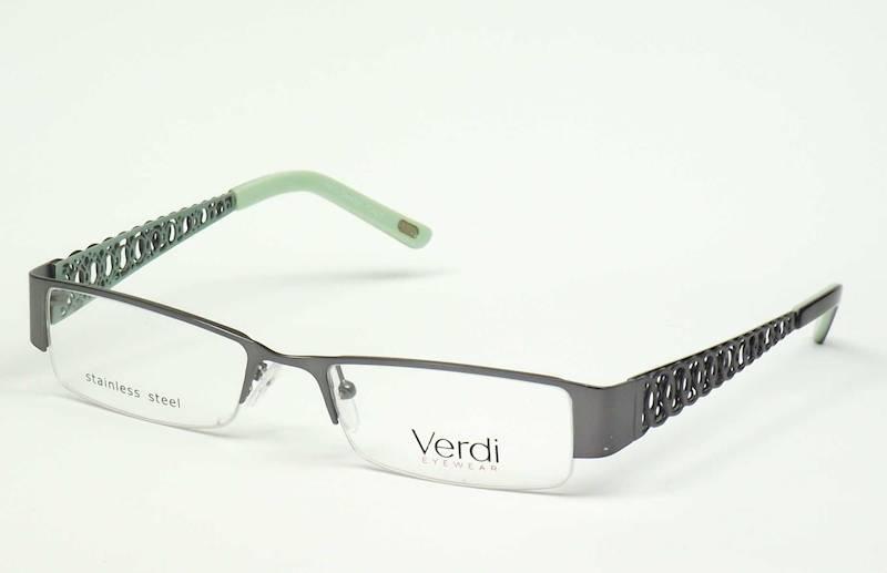 Oprawa okularowa VD1151 C03 Verdi - zielony
