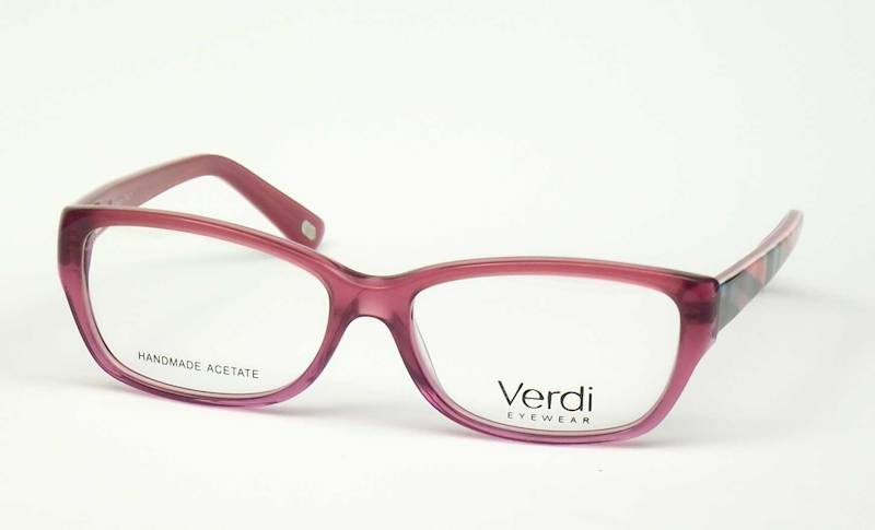 Oprawa okularowa VD1218 C03 Verdi - róż+kolory