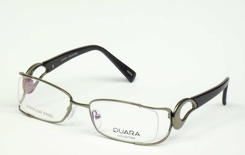 Oprawa okularowa QR1303 C04 Quara -zielony/czarny