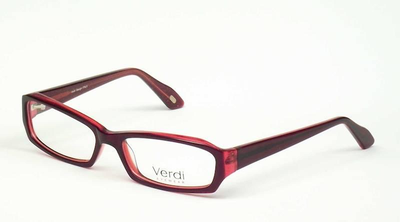 Oprawa okularowa VD1135 C06 Verdi - burgund