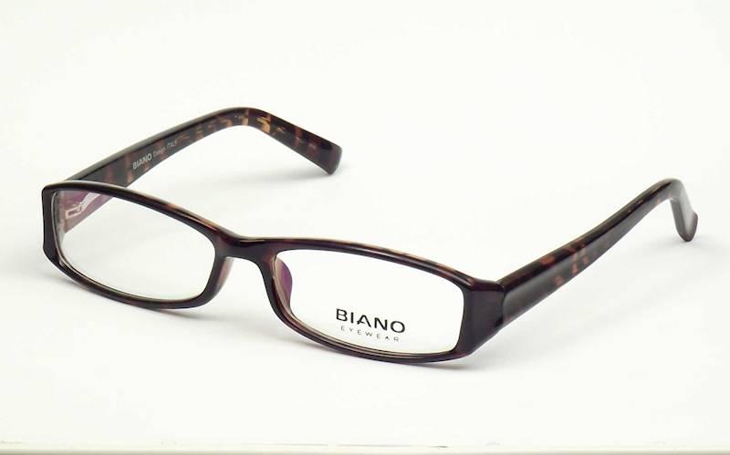 Oprawa okularowa BN1008 C02 Biano - brąz