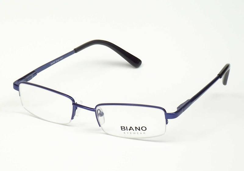 Oprawa okularowa BN1002 C04 Biano - granat/czarny
