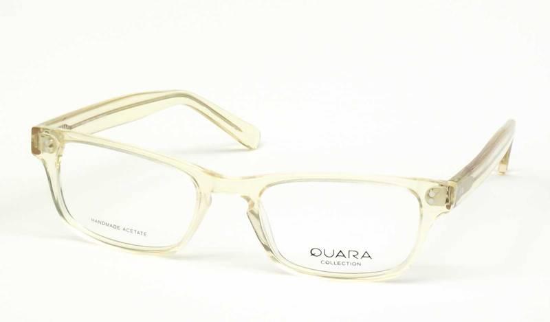 Oprawa okularowa QR1018 C02 Quara - pomarańczowy