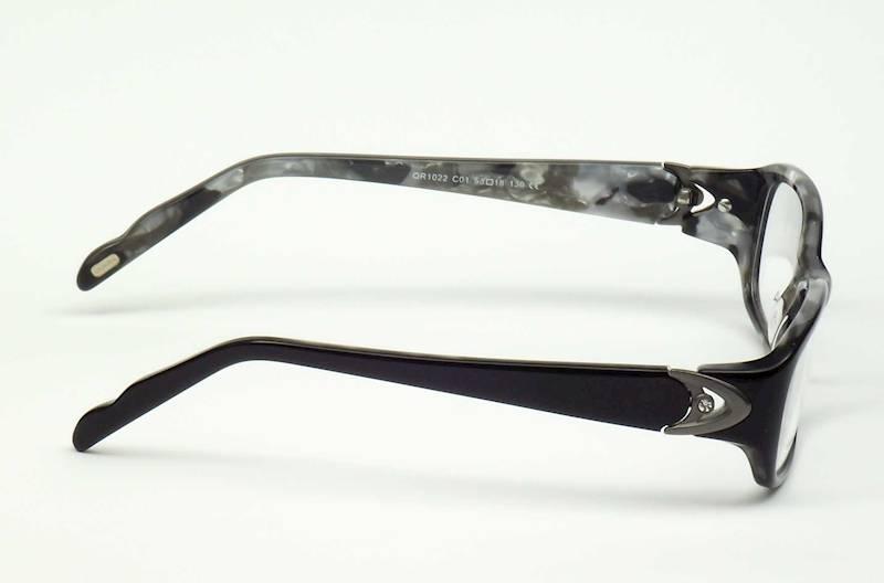 Oprawa okularowa QR1022 C01 Quara - czarny/szary
