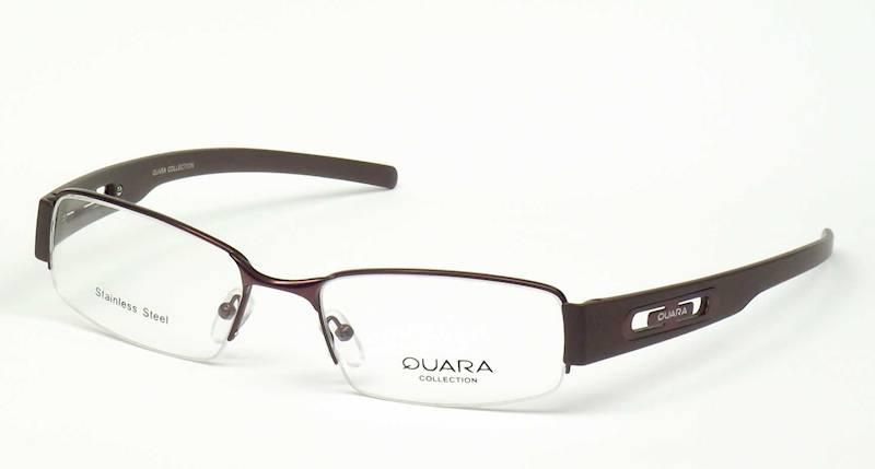 Oprawa okularowa QR1021 C03 Quara - brąz