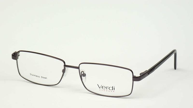 Oprawa okularowa VD1163 C01 Verdi - czarny
