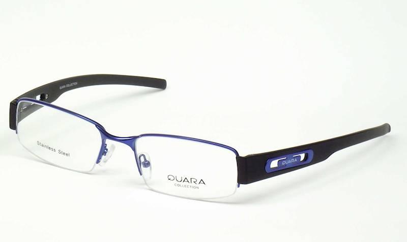Oprawa okularowa QR1021 C02 Quara - granat/czarny