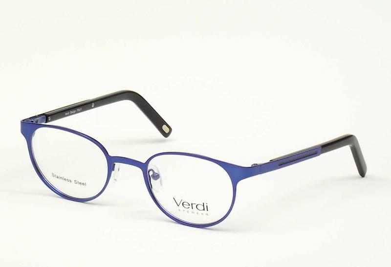 Oprawa okularowa VD1164 C03 Verdi - niebies/czarny