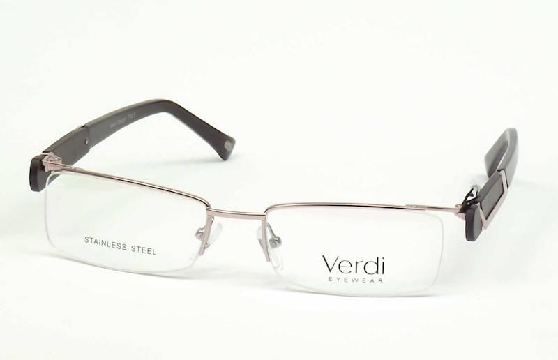 Oprawa okularowa VD1225 C03 Verdi - róż/fiolet