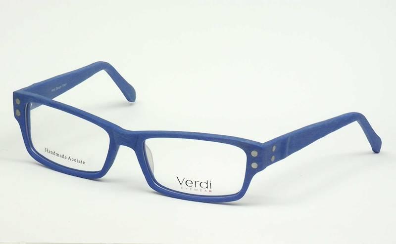 Oprawa okularowa VD1121 C07 Verdi - niebieski