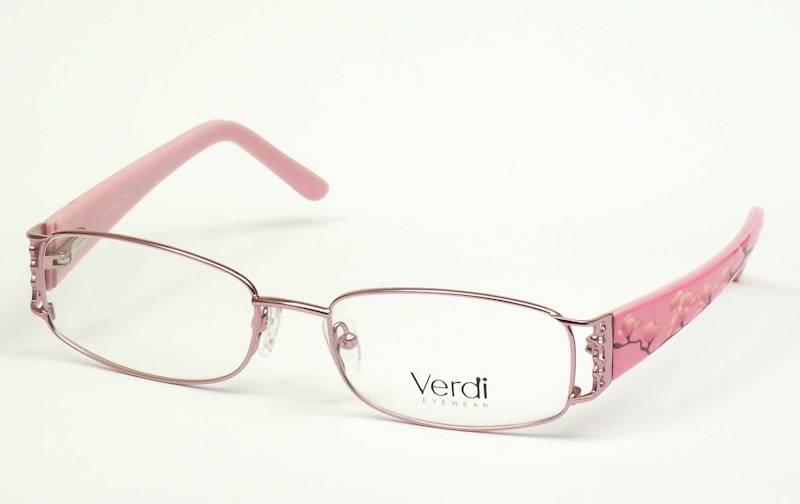 Oprawa okularowa VD1418 C02 Verdi - róż