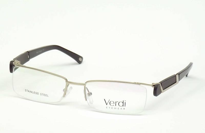 Oprawa okularowa VD1225 C04 Verdi - złoto/fiolet