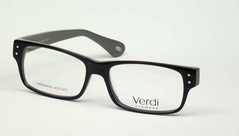 Oprawa okularowa VD1222 C01 Verdi - czarny/szary