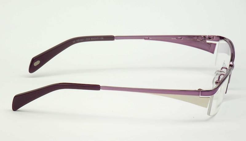 Oprawa okularowa VD1221 C04 Verdi - róż/złoto
