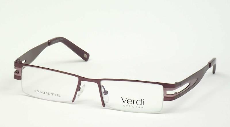 Oprawa okularowa VD1220 C03 Verdi - brąz/fiolet