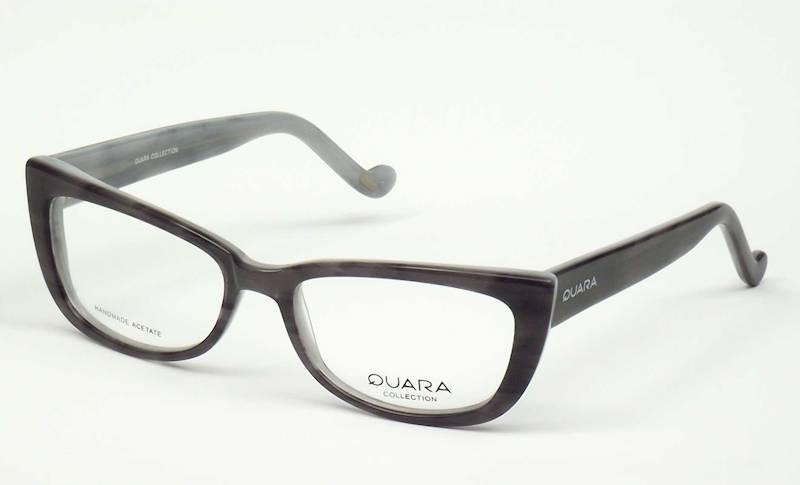 Oprawa okularowa QR1025 C01 Quara - czarny/szary