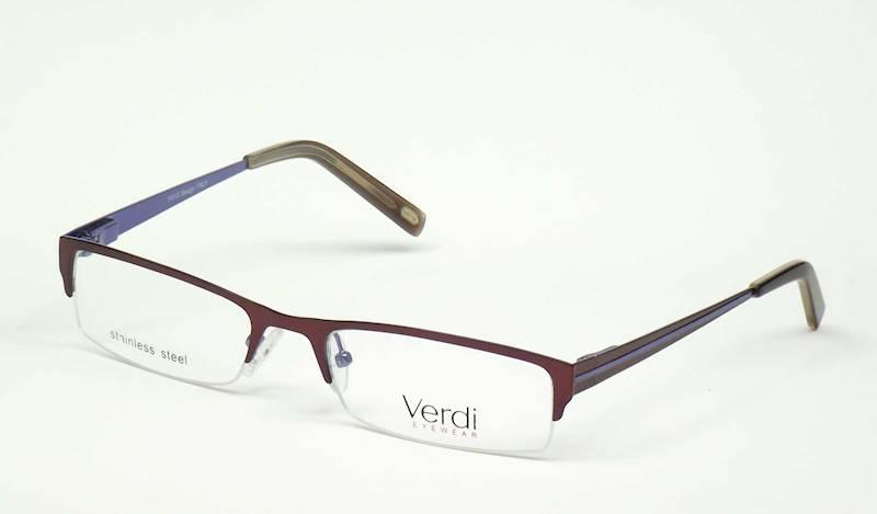 Oprawa okularowa VD1124 C06 Verdi - brąz/niebieski