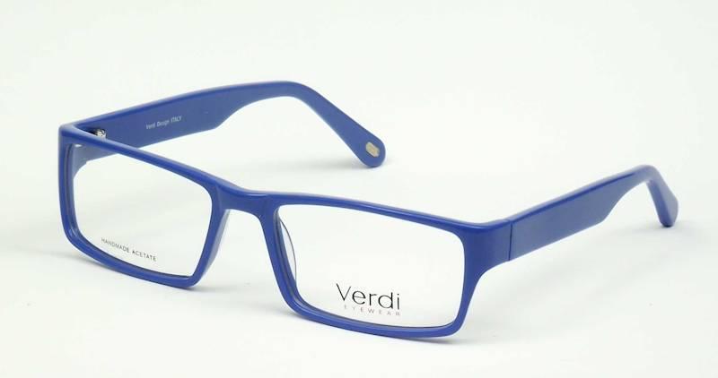 Oprawa okularowa VD1131 C06 Verdi - niebieski