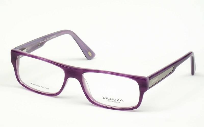 Oprawa okularowa QR1020 C02 Quara - fiolet/wrzos