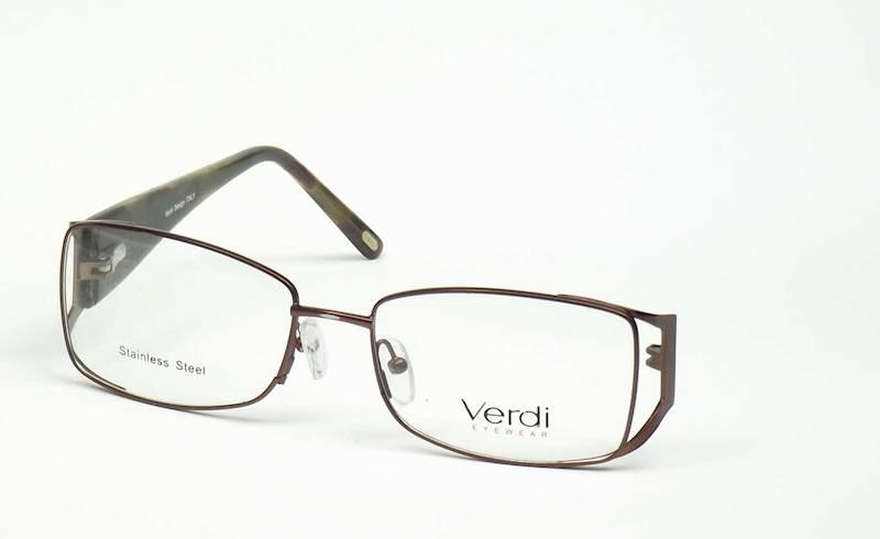 Oprawa okularowa VD1162 C04 Verdi - brąz/zieleń