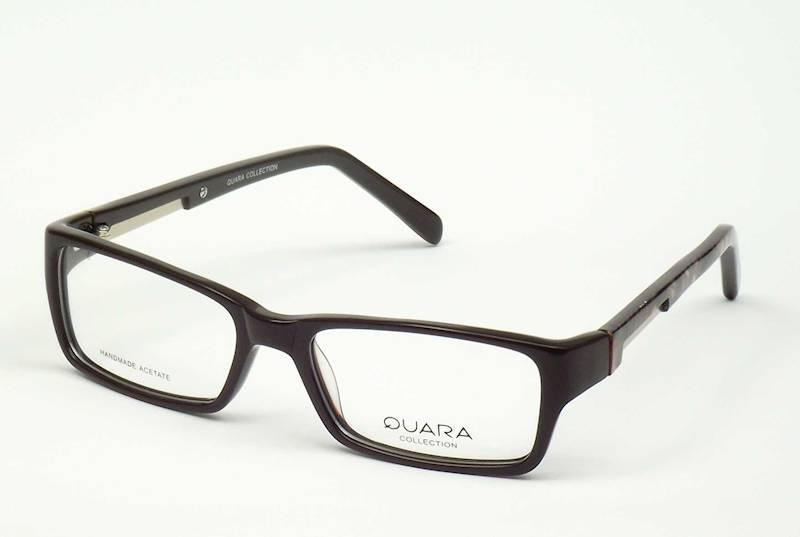 Oprawa okularowa QR1023 C03 Quara -brąz