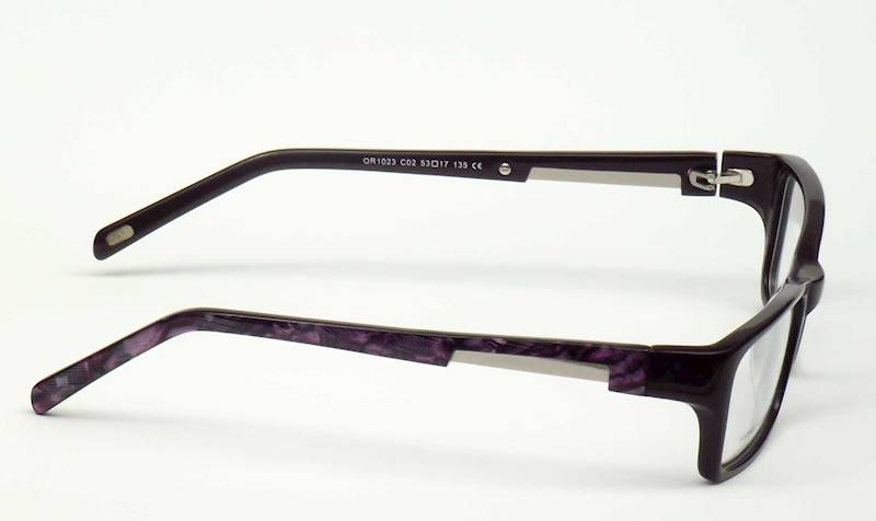 Oprawa okularowa QR1023 C02 Quara - fiolet