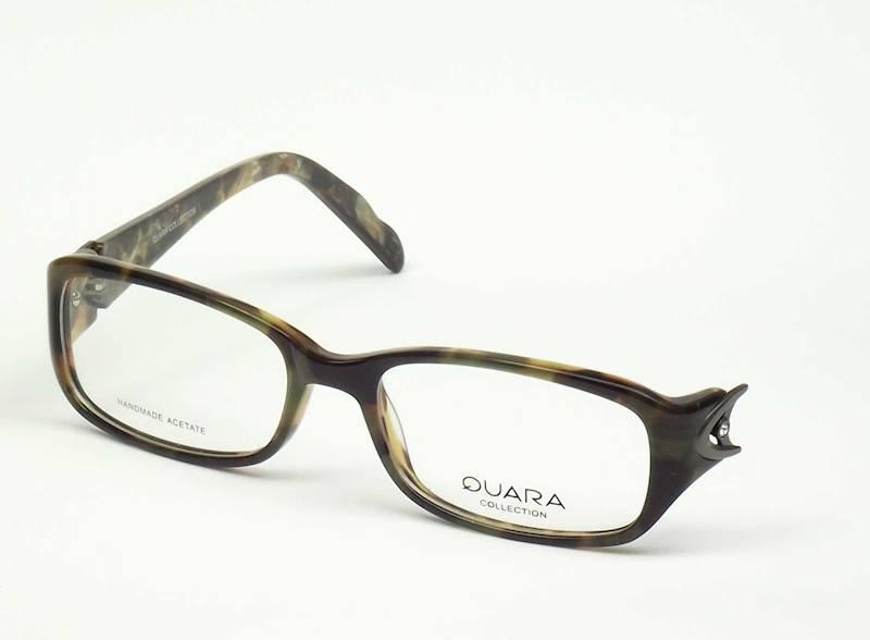 Oprawa okularowa QR1022 C03 Quara -zieleń/brąz