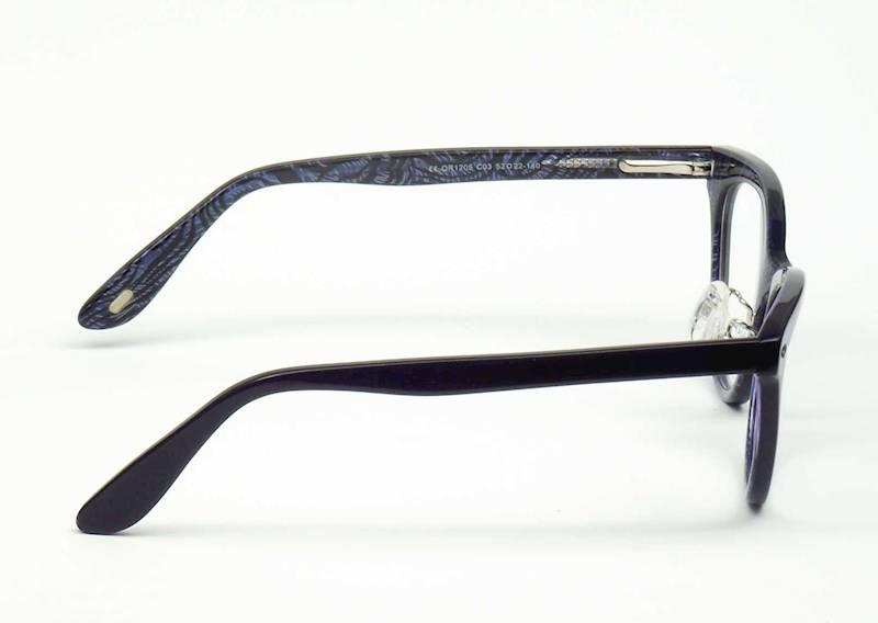 Oprawa okularowa QR1205 C03 Quara - granat