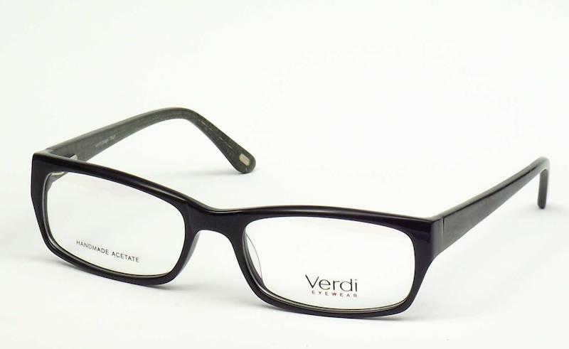 Oprawa okularowa VD1514 C03 Verdi - czarny/zielony