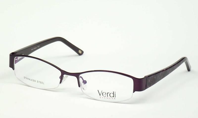 Oprawa okularowa VD1515 C03 Verdi - fiolet