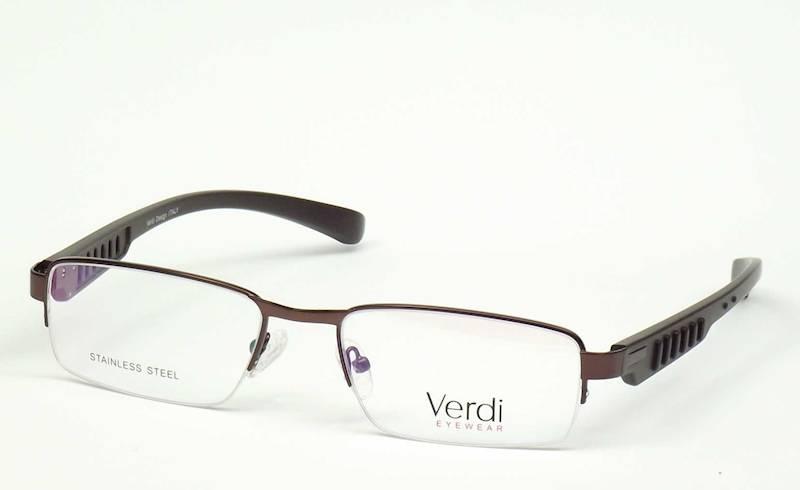 Oprawa okularowa VD1513 C03 Verdi - brąz