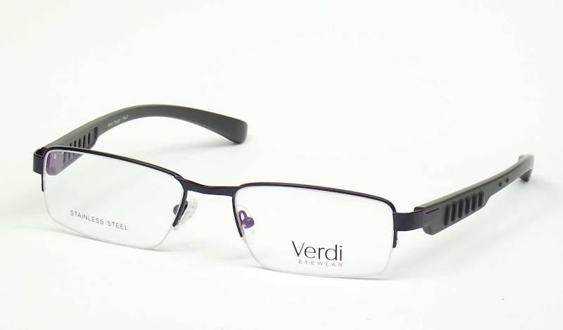 Oprawa okularowa VD1513 C02 Verdi - granat/szary