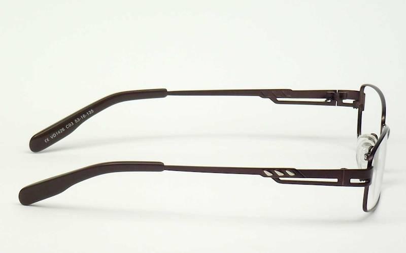 Oprawa okularowa VD1426 C03 Verdi - brąz