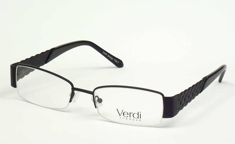 Oprawa okularowa VD1431 C01 Verdi - czarny