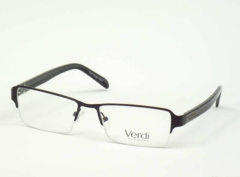 Oprawa okularowa VD1425 C01 Verdi - czarny/siwy