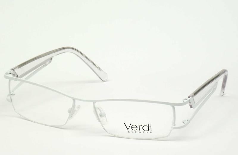 Oprawa okularowa VD1428 C02 Verdi - biały