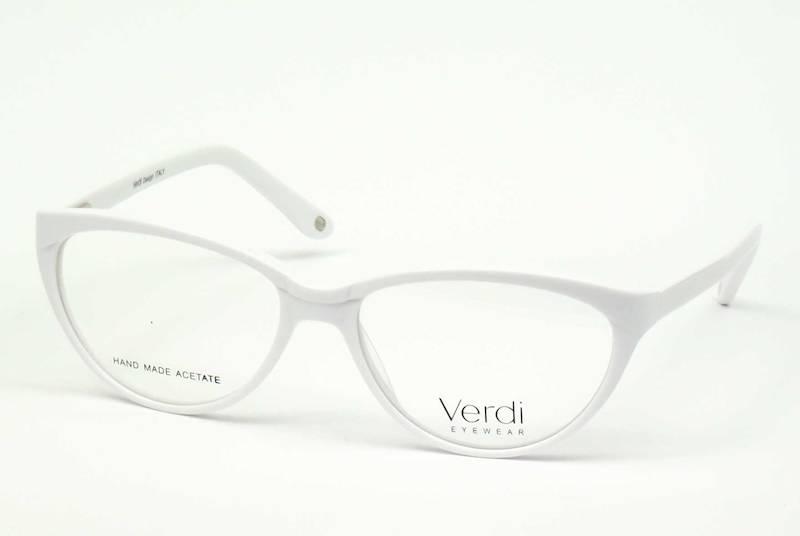 Oprawa okularowa VD1227 C04 Verdi - biały